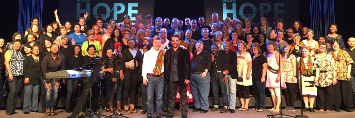 Gospelrejse Cape Town Anders Butenko